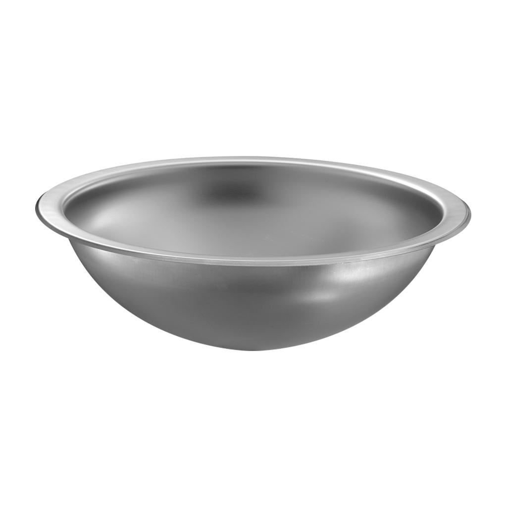 Vasque inox ronde encastrer par le dessus ou le dessous for Salle de bain definition
