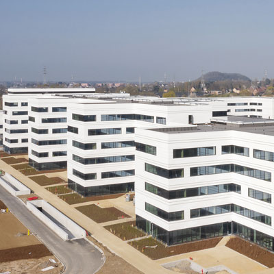 MontLégia, la nouvelle clinique de Liège