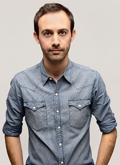 Interview de Guillaume Delvigne, designer