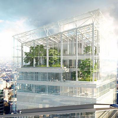L'architecture aujourd'hui, est-ce aussi créer une nouvelle temporalité ?