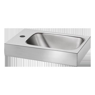 Lave-mains WC Inox LAVANDO
