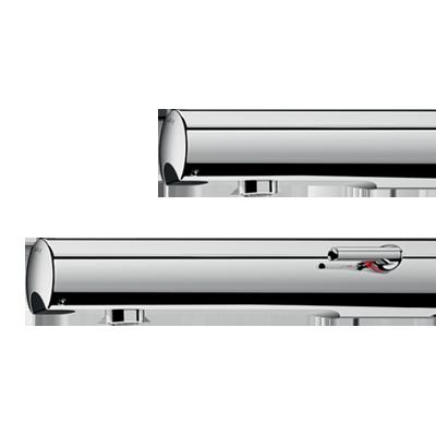 Robinetterie électronique murale TEMPOMATIC 4 : des mitigeurs et robinets de lavabo alliant design et hygiène