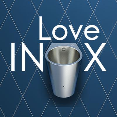 Urinoir Inox hybride HYBRIMATIC FINO : lauréat de multiples concours