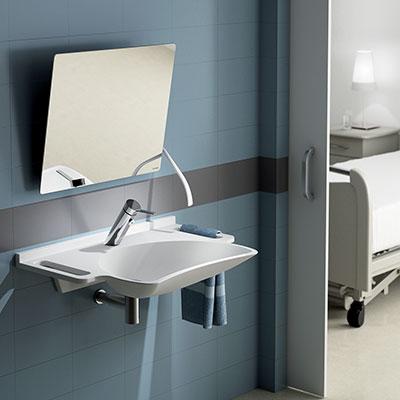 On sait l'importance des contraintes sanitaires liées à l'usage de l'eau dans les établissements de santé.