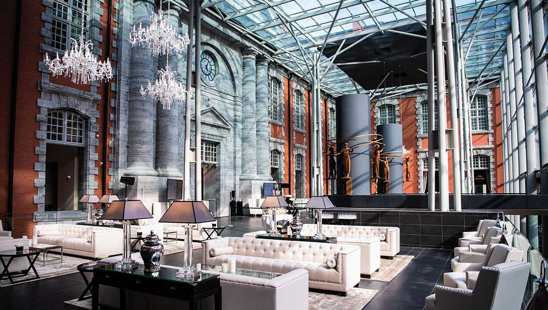 Hotel Royal Hainaut
