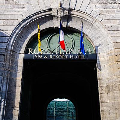 Le Royal Hainaut Spa & Resort Hotel - Valenciennes, France