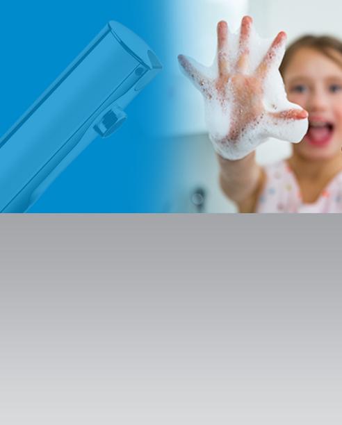 Lavage et désinfection des mains