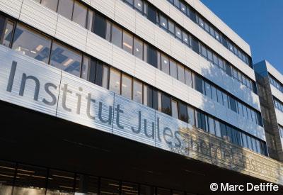 DELABIE et l'Institut Jules Bordet
