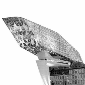 Anvers - Zaha Hadid