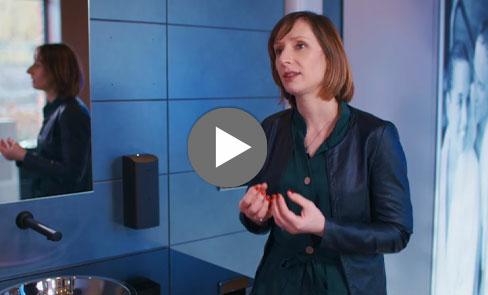 BLACK BINOPTIC : une robinetterie esthétique conçue pour les ERP