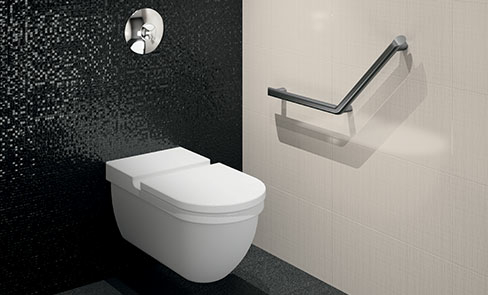 Be-Line® : une gamme complète de barres d'appui et sièges de douche pour senior ou personne handicapée