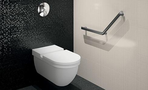 Be-Line® : une gamme complète de barres de maintien et sièges de douche pour senior ou personne handicapée
